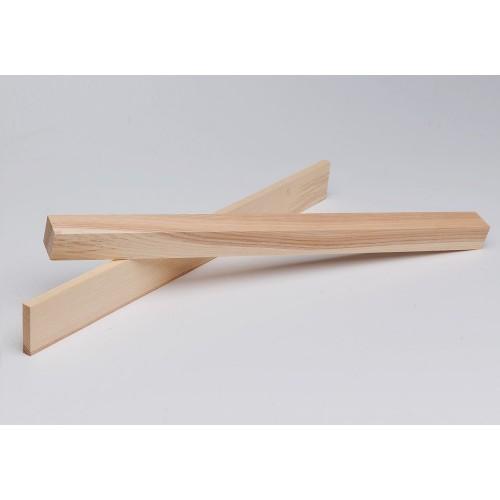 Holzleiste - Esche nach Mass