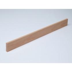 Holzleiste - Buche gehobelt - 6/25/1020 mm