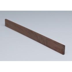 Holzleiste - Black Walnut Nussbaum gehobelt - 8/25/1020 mm